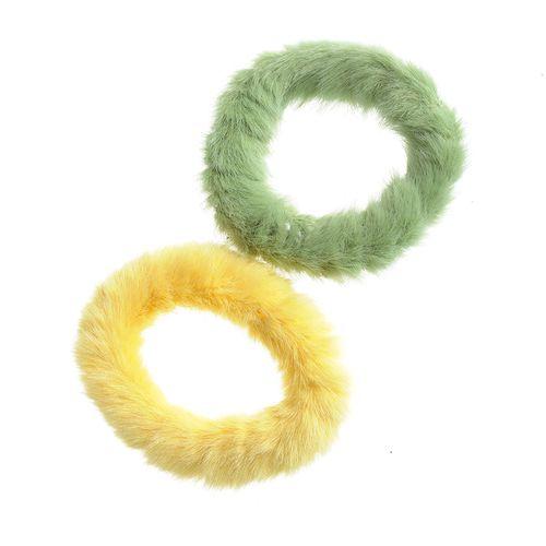 Set 2 elastice pufoase poza 2021