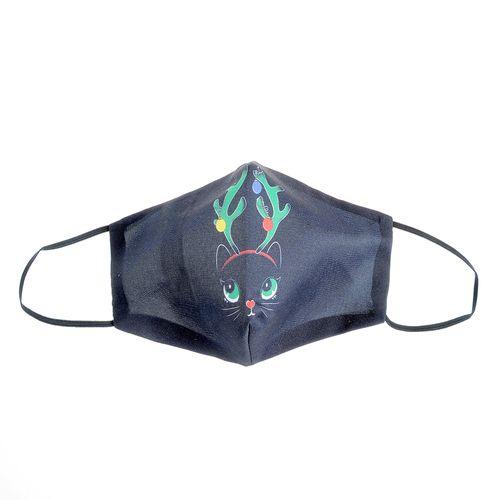 Masca textila cupa Craciun poza 2021