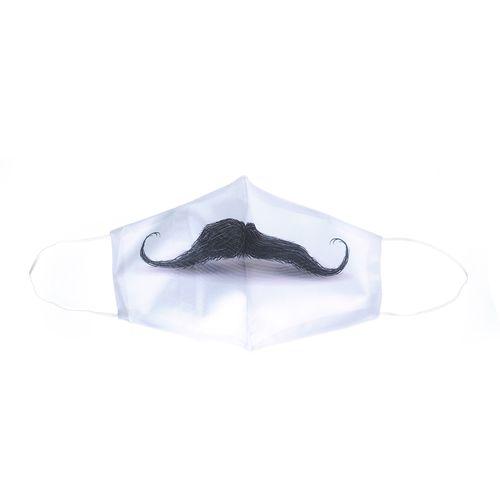 Masca barbati decor mustata poza 2021