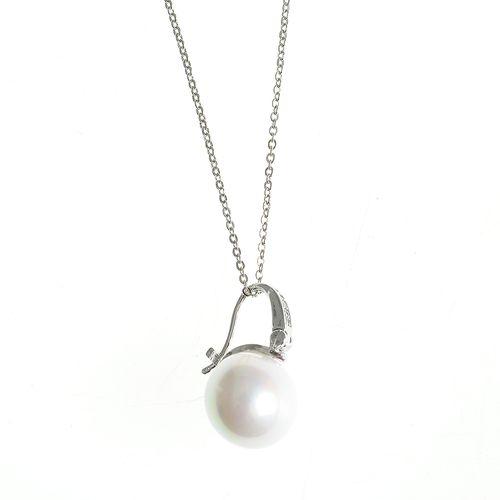 Colier perlat dama poza 2021