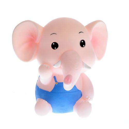Pusculita elefant roz poza 2021