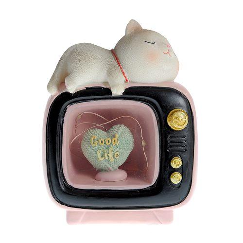 Lampa cuptor roz