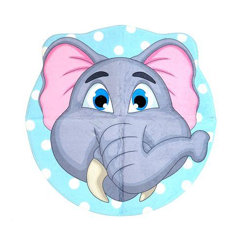Covor cauciucat elefant